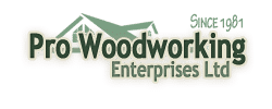 Pro-Woodworking Enterprises