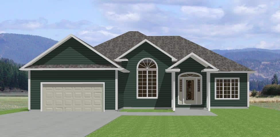 Plan #: B-2055-53 by New Victorian