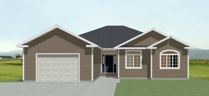 Plan #: B-2126-50 by New Victorian