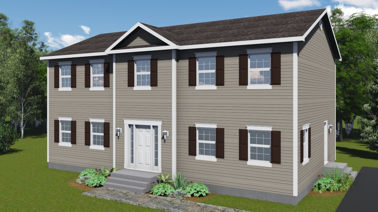 Hampton by kent homes build in canada for Home builders in canada