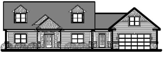 Plan# WCH-10 by WCH Builders