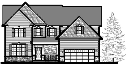 Plan# WCH-9 by WCH Builders