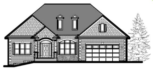 Plan WCH3 by WCH Homebuilder