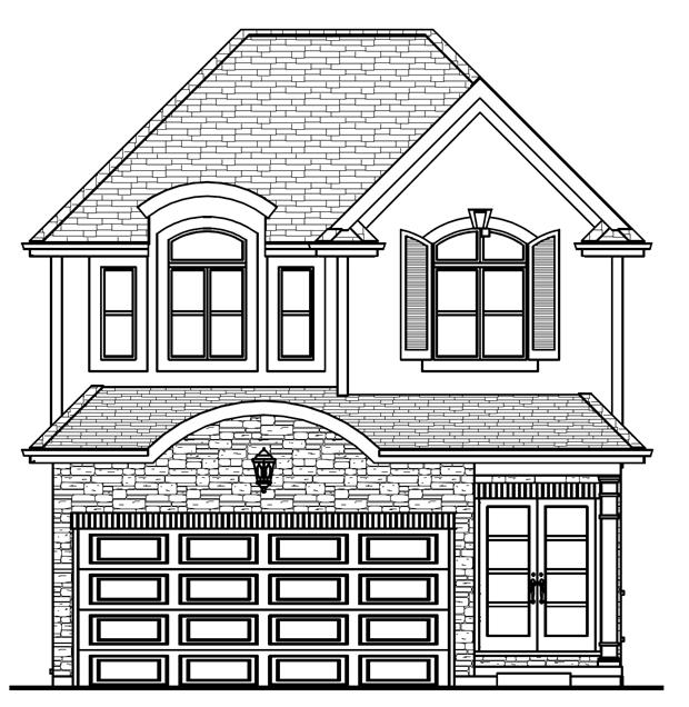 Port Double Double by by Pinewood Niagara Builders