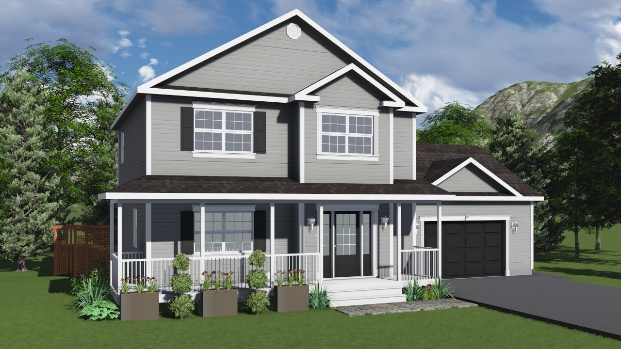 South haven by kent homes build in canada for Home builders in canada