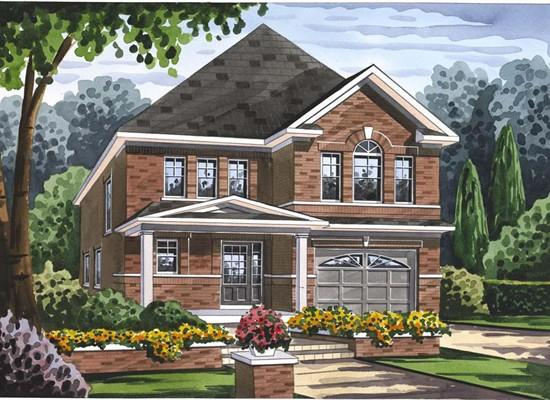 Bedford by Brookfield Homes