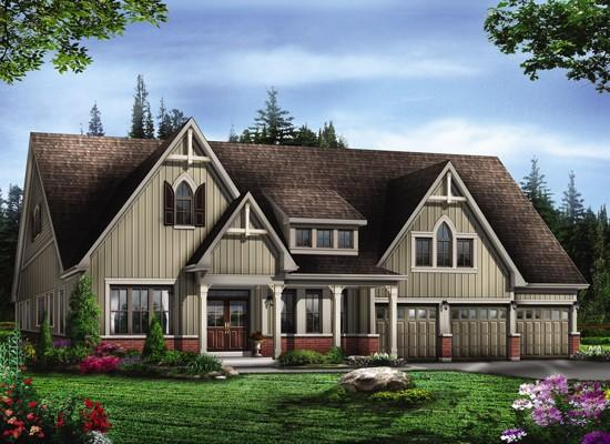 Cheshire by Brookfield Homes