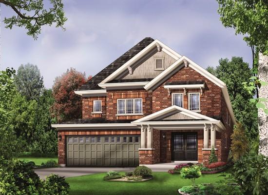 Elm by Brookfield Homes