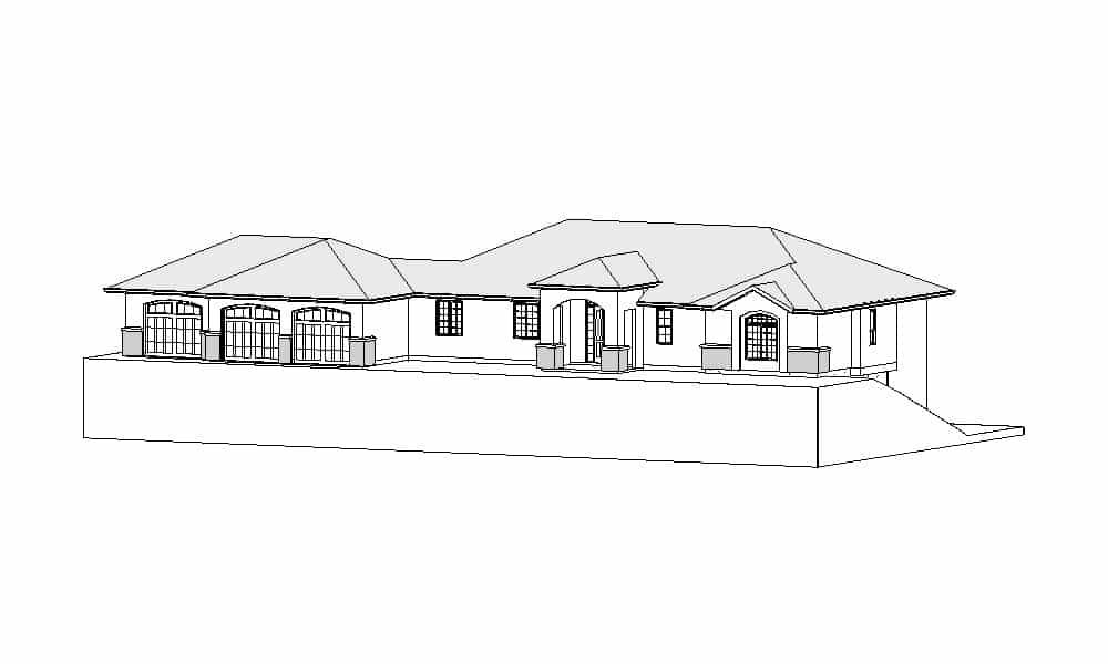 Plan B135 by Harmony Homes