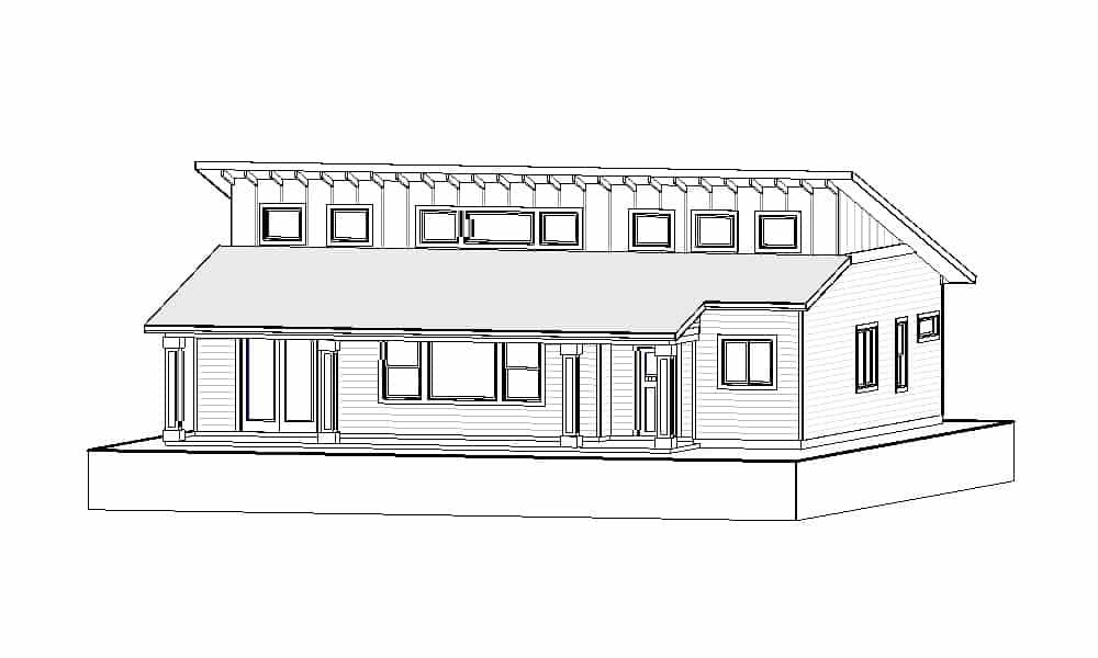 Plan B136 by Harmony Homes