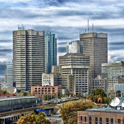 Winnipeg Home Builder Skyline